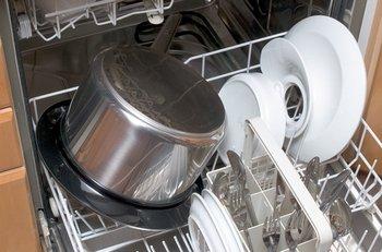 Meditherm Einzelteile in der Spülmaschine